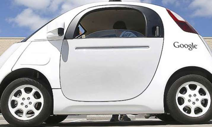 google self driving car involved in accident 4 injured