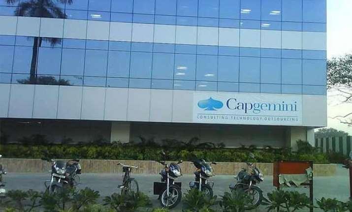 capgemini to buy igate corp in 4 billion cash deal