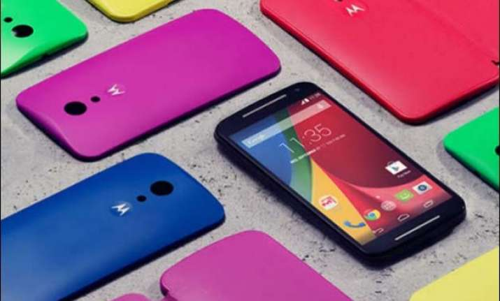 motorola may launch 3g moto g smartphone in india this week