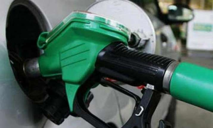 excise duty hiked on petrol by re 1/litre on diesel by rs