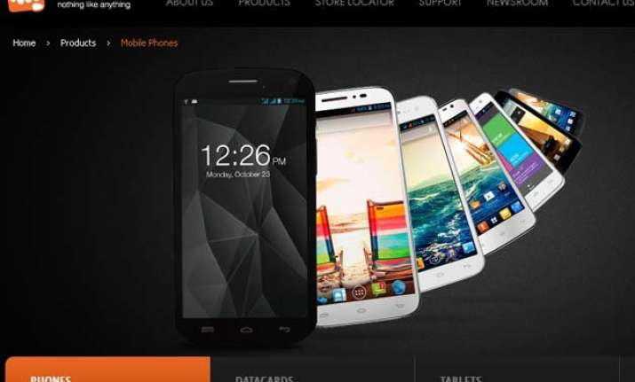 micromax plans up to rs 3 170 crore ipo report