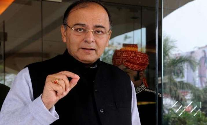 govt mulling high level panel on tax issues jaitley