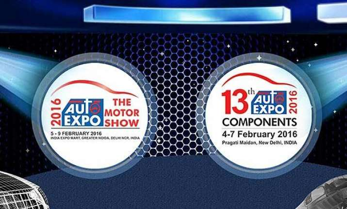 auto expo 2016 9 prominent players and what do we expect