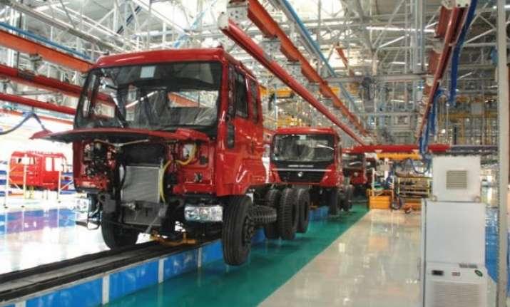 ashok leyland sales grew 48 percent in december