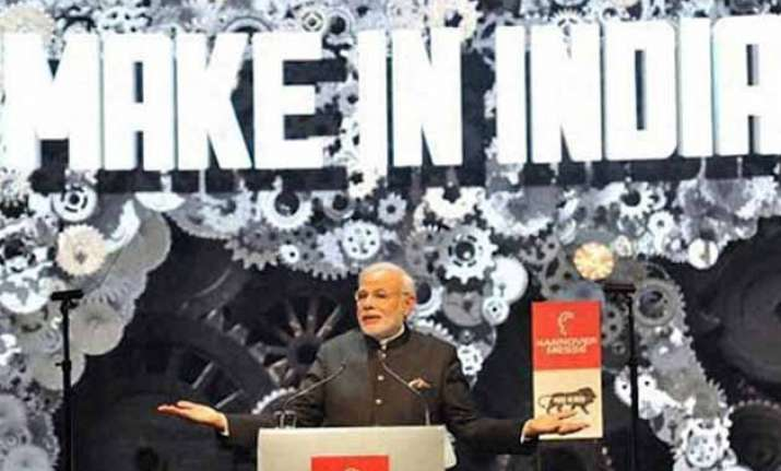 make in india week government to offer brass paperweight