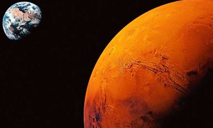 nasa s new laser technology could send humans to mars in