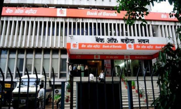 cbi searches bank of baroda branches for rs 6100 cr