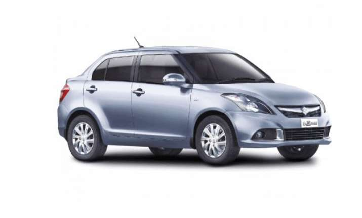 maruti launches dzire with auto gear shift at rs. 8.39 lakh