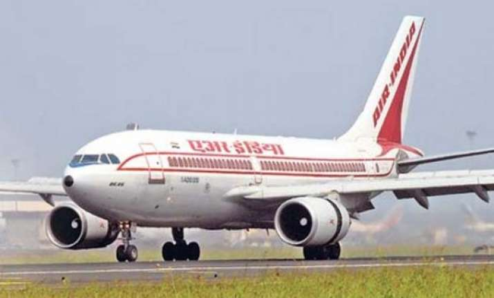 vishakhapatnam airport becomes operational air india