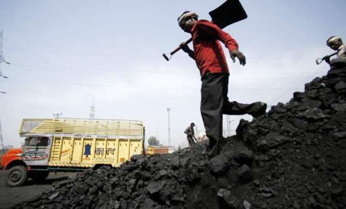 coal production hit as unions begin five day strike