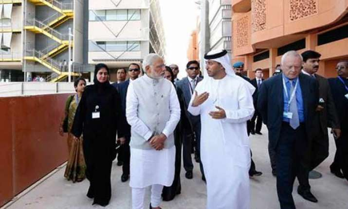 uae to raise india investments to rs 5 lakh cr boost trade