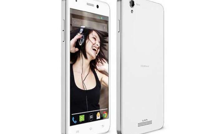 lava iris x1 beats launched for rs 6 552