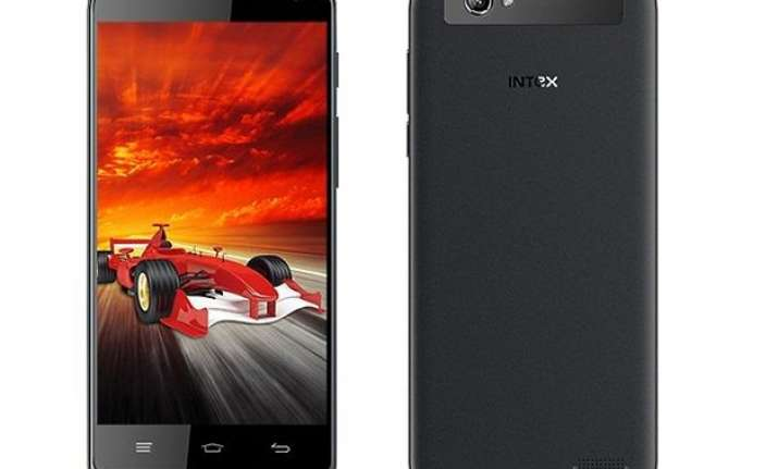 intex xtreme v with octa core cpu launched at rs 11 290