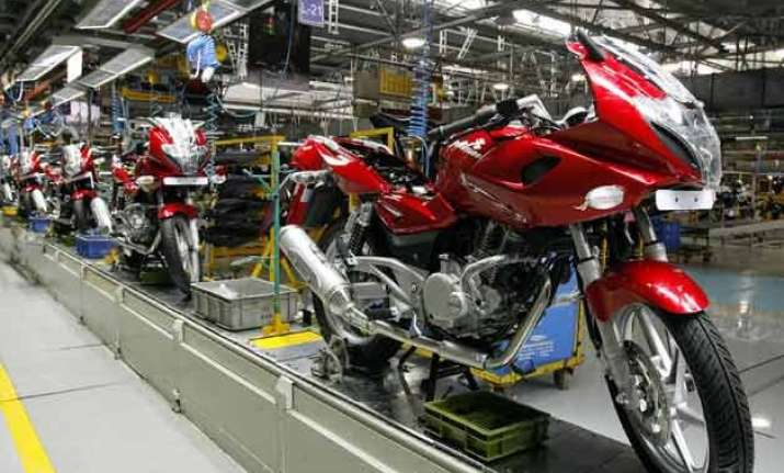 bajaj auto motorcycle sales dip 22 in march