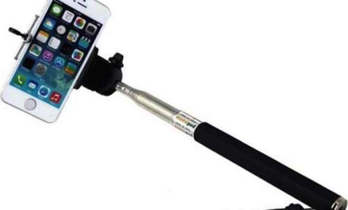 replace selfie stick with this camera app