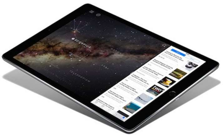 apple plans to launch a 9.7 inch ipad pro next month