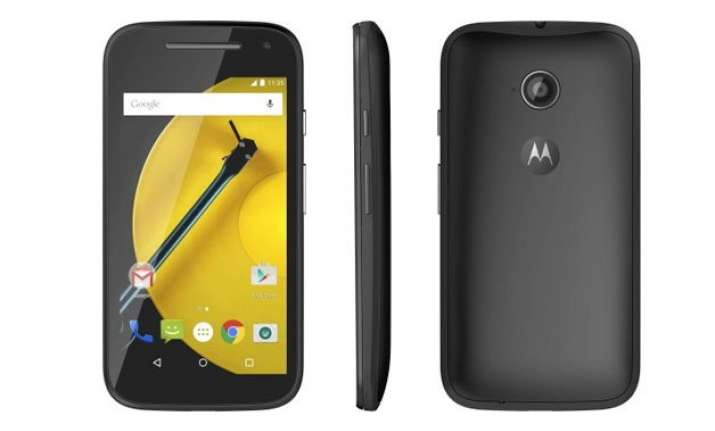 motorola moto e 4g launched at rs 7999