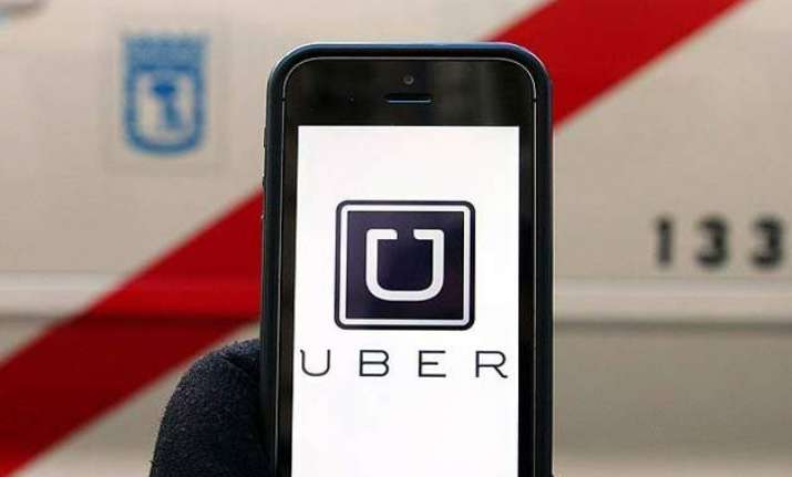 uber s sos button will alert local police control room