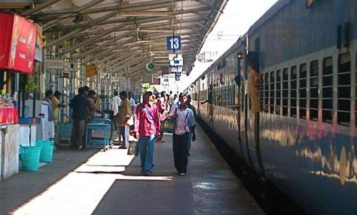 rail budget sarathi seva to help old disabled passengers to