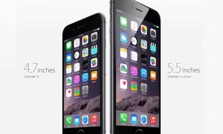 images of iphone 7 apple launches the iphone 6 plus its largest iphone yet 14333