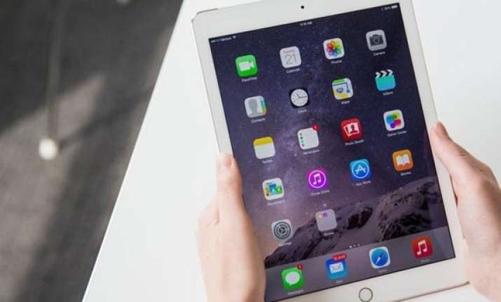 apple ipad air 2 has triple core processor 2gb ram reveals