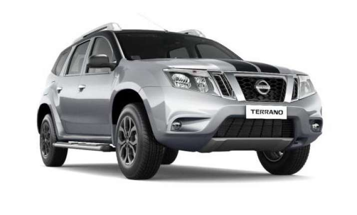 nissan launches terrano anniversary edition at rs 12.83 lakh