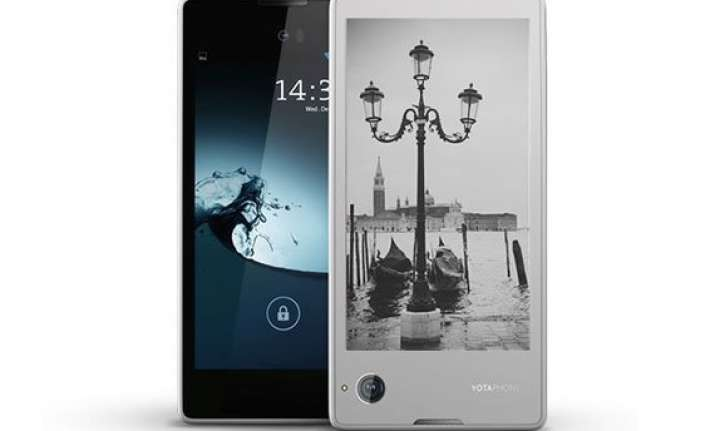 yotaphone with dual displays might launch in india via