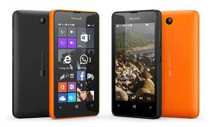 microsoft launches lumia 430 its cheapest windows phone at