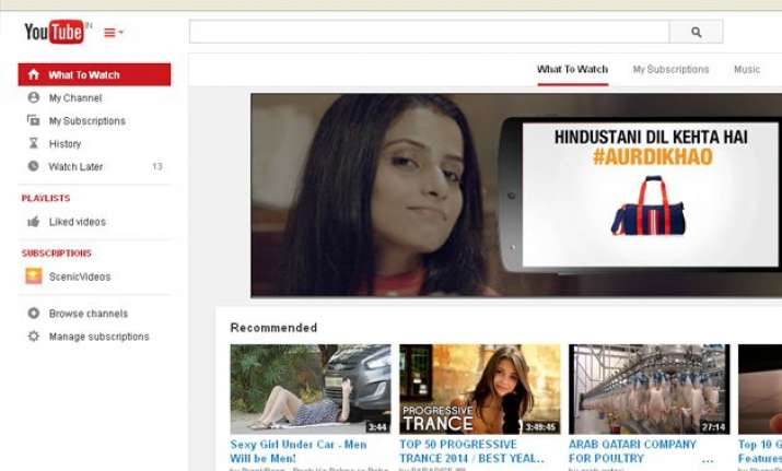 now navigate youtube in 15 new languages including punjabi