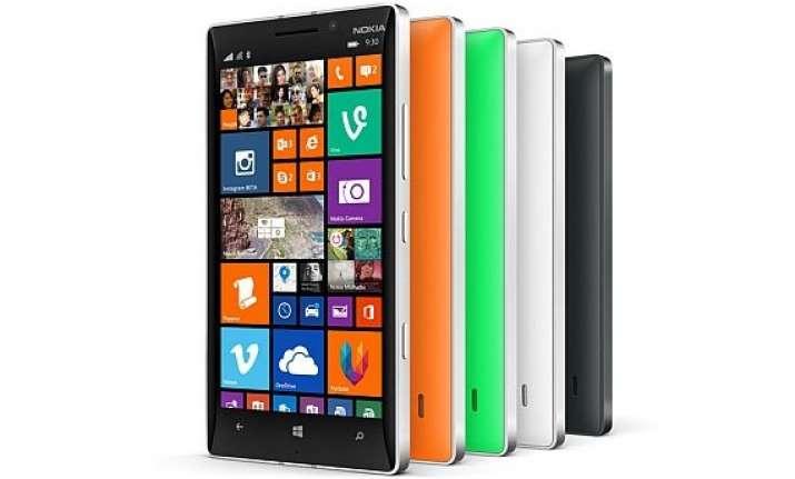 microsoft launches lumia 930 lumia 830 and lumia 730 dual