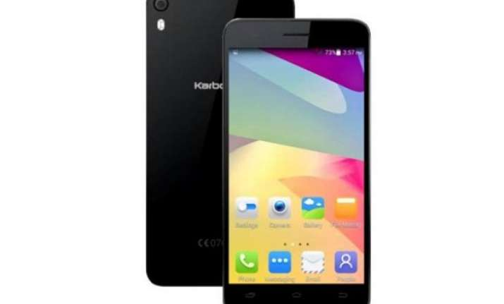 karbonn titanium mach two s360 listed online at rs 9 715