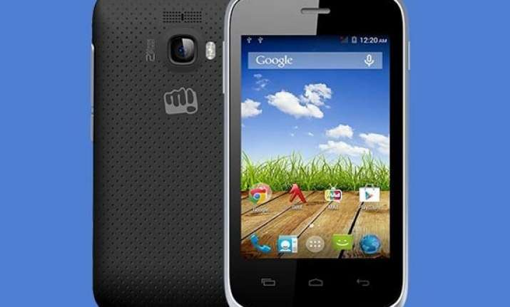 micromax bolt a064 available online at rs 3 301