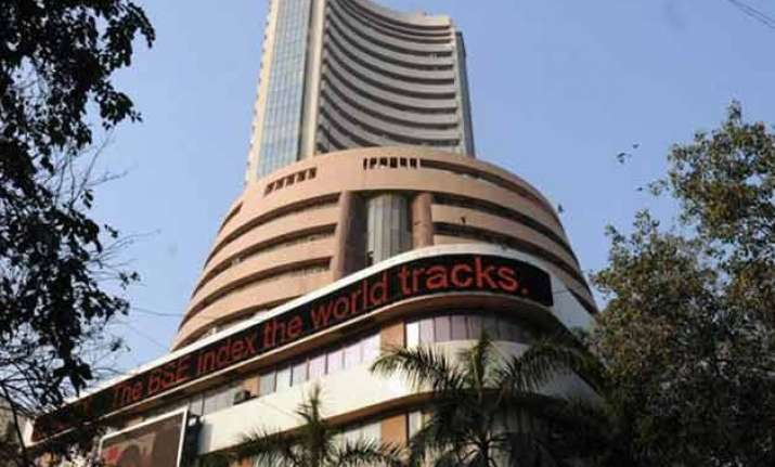 sensex climbs 340 points in early trade on easing inflation