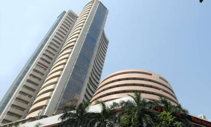 sensex trades flat in morning session