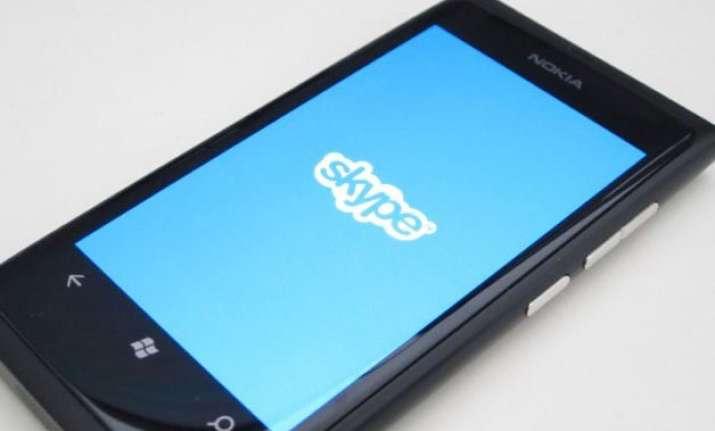 trai may regulate skype whatsapp