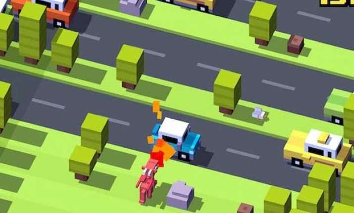 crossy road now available on windows phone
