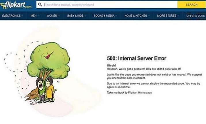 flipkart s big billion day sale riddled with problems