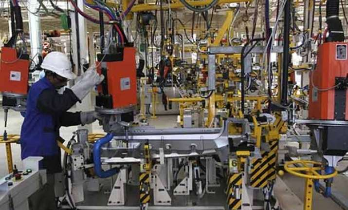 industrial output rises to 3 yr high of 6.4 pc in august