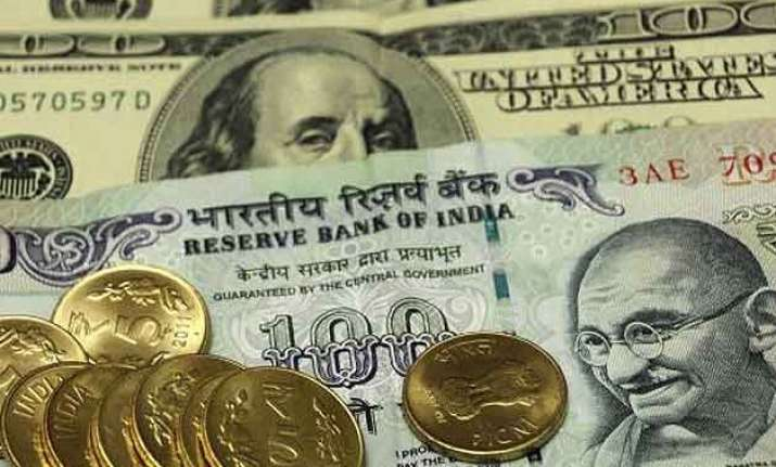 rupee weakens 4 paise against dollar
