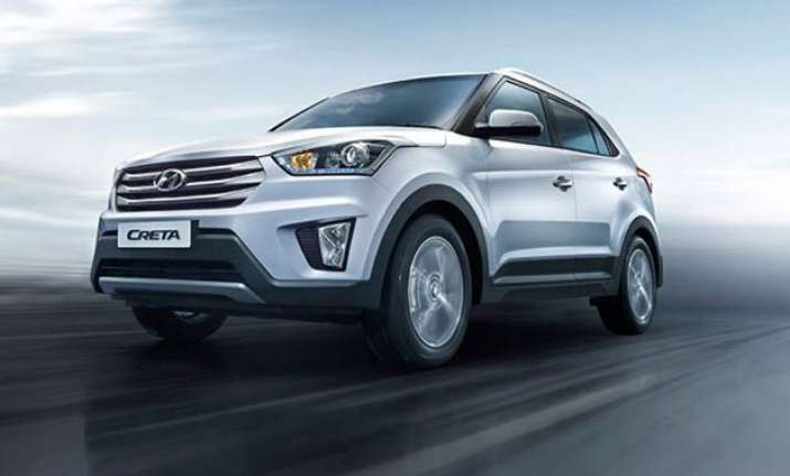 hyundai launches compact suv creta at rs 8.59 lakh
