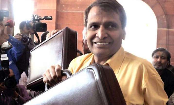rail budget 2016 suresh prabhu on tight rope walk to