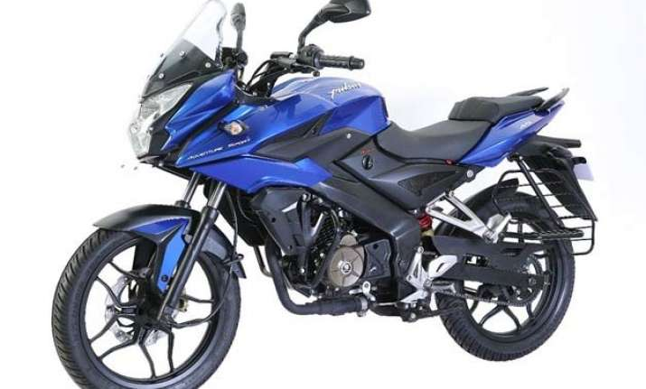 bajaj auto launches pulsar as 200 and as 150