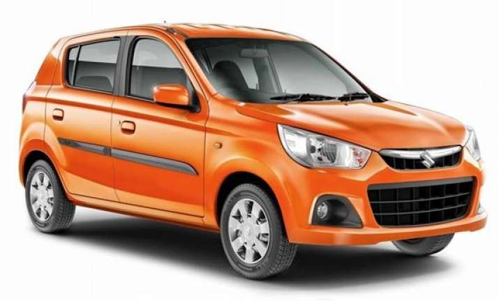 maruti set to roll out gearless alto in november