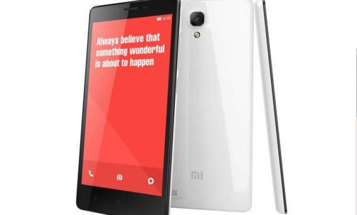 xiaomi is now the world s third biggest smartphone maker idc