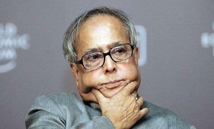 india is victim of eurozone crisis pranab