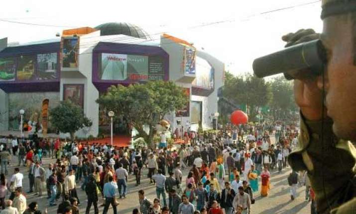 india trade fair opens 1.5 million visitors expected