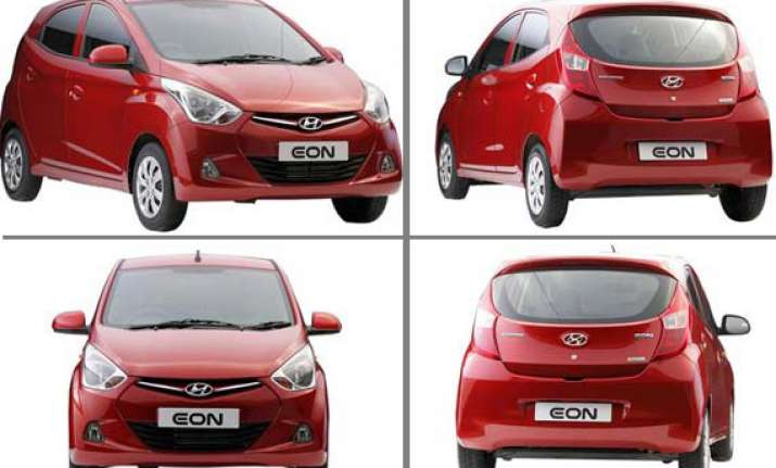 india made hyundai eon small car launched in chile