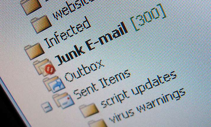 india overtakes us as world leader in spam mails