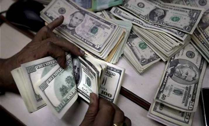 india s foreign reserves up 1.63 billion
