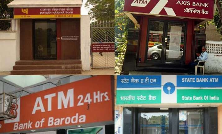india today has over one lakh atms